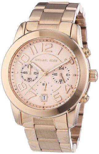Michael Kors Mk5727 Mercer Rose Gold Watch