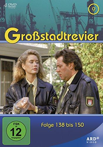 Großstadtrevier - Box 09, Folge 138 bis 150 [4 DVDs]