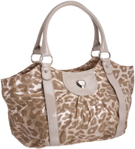 Suzy Smith Womens ZB002920PY Handbag Natural