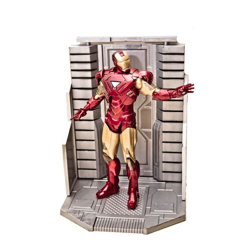 Picture of Diamond Comics Marvel Select: Iron Man 2 Action Figure (B002VD0TEQ) (Iron Man Action Figures)
