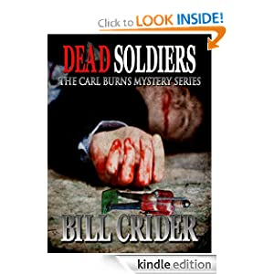 Dead Soldiers (The Carl Burns Mystery Series)