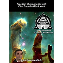 Freedom of Information Act: Files from the Black Vault