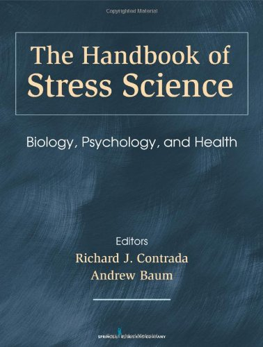 The Handbook Of Stress Science: Biology, Psychology, And Health front-668922