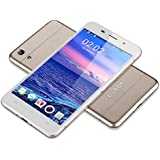 CUBOT X9 Octa Core 5.0 Inch IPS HD Screen 3G Smartphone HotKnot Android 4.4 MTK6592 Dual SIM 2G RAM 16G ROM OTG GPS Finger Gesture Air Gesture Cellulare WIFI Oro