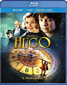 Hugo (Blu-Ray / DVD / Digital Copy) [Blu-ray]