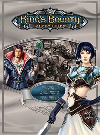 King's Bounty: Platinum Edition (The Legend & Armored Princess & Crossworlds) [Download]