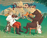 Sergei Prokofiev's Peter and the Wolf: With a Fully-Orchestrated and Narrated CD (0375824308) by Prokofiev, Sergei