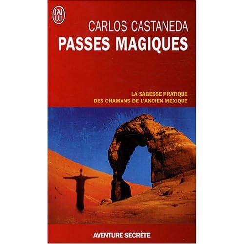 [CHEPCHEP] [v] CARLOS CASTANEDA   Les passes magiques preview 0