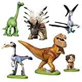 The Good Dinosaur 6 Piece Figure Play Set