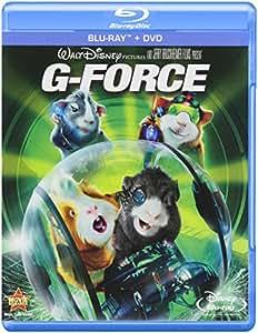 G-Force [Blu-ray + DVD] (Bilingual)