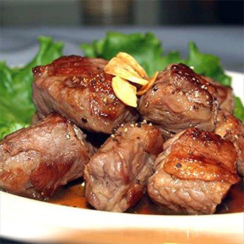 サイコロステーキ用牛熟成チルドリブフィンガーカルビ 中落ちカルビ 冷凍A