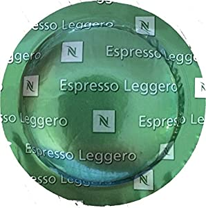 Nespresso Pro Capsules Pods - 50x Espresso Leggero - Original - for commercial machines