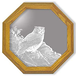Decorative framed mirror wall decor with for Cool framed mirrors