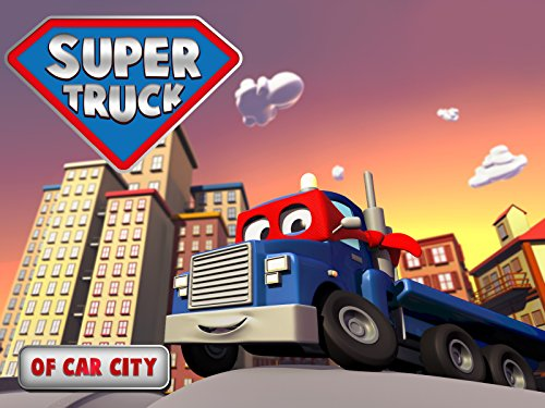 Carl Transform of Car City - Season 1
