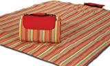 Picnic Plus 68x82-in. Mega Mat Picnic Blanket, Very Berry.