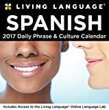 Living Language: Spanish 2017 Day-to-Day Calendar