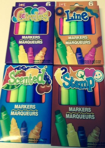 Greenbrier Markers (Assorted, Quantities & Style Vary) - 1