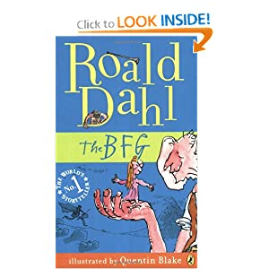 The BFG (My Roald Dahl)