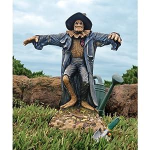 Amazon.com: Gothic Zombie Home Garden Scarecrow Statue Sculpture ...