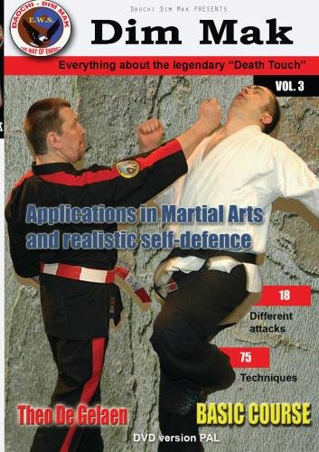 Dim Mak applications in Martial arts and realistic self-defence