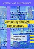 img - for Strategy and Performance: Competing through Competences book / textbook / text book