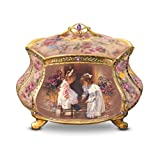 Sandra Kuck My Sister, My Friend Collectible Music Box by Ardleigh Elliott