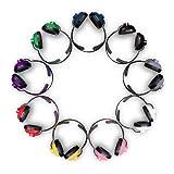Superlux HD-651B Black Circumaural Closed-Back Headphones