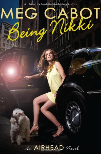 Cover of Being Nikki (AirHead, No. 2)