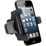FoneM8® - Air Vent Car Holder For iPod Touch 2 3 4 Works With Or Without Case