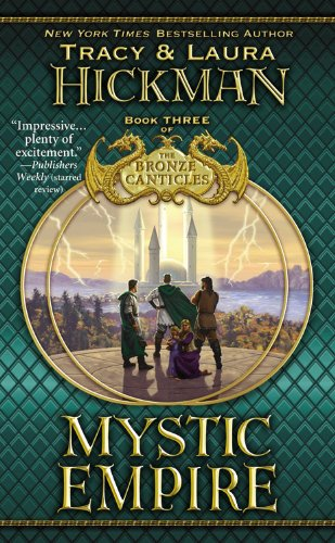 Mystic Empire (The Bronze Canticles, #3)