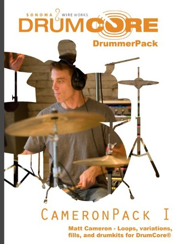 Sonoma Wire Works Dcdpmc Cameron Pack I Drummerpack