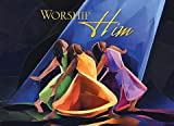 1-X-Worship-Him-African-American-Christmas-Card-Box-Set-of-15