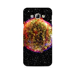 TAZindia Designer Printed Hard Back Case Mobile Cover For Samsung Galaxy A8