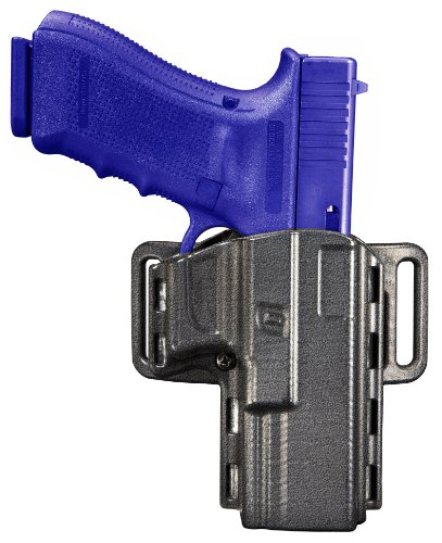 Uncle Mike'S Tactical Reflex Open Top Holster (Size 10, Right Hand)