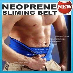 Pia International Neoprene Waist Trimmer -Slimming Belt