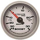 Auto Meter 8959 Ultra-Lite Pro 2-1/16 30 in. Hg/30 PSI Full Sweep Electric Vacuum/Boost Gauge