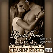 Chasin' Eight: Rough Riders #11 | [Lorelei James]