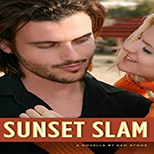 Sunset Slam: A Carl Porter Mystery Audiobook by Sam Stone Narrated by Ron Welch