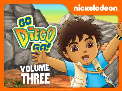 amazoncom go diego go season 3 episode 6 quotdiego and