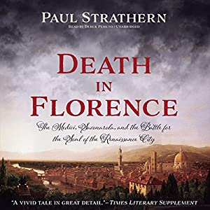 Death in Florence Audiobook