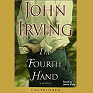 The Fourth Hand Audiobook
