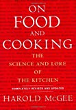 Image of On Food And Cooking - The Science And Lore Of The Kitchen, Completely Revised and Updated