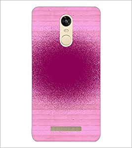 PrintDhaba Background D-4430 Back Case Cover for XIAOMI REDMI NOTE 3 PRO (Multi-Coloured)