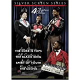 Race Movies: The Duke Is Tops/The Black King/Spirit Of Youth/The Glove [Import]