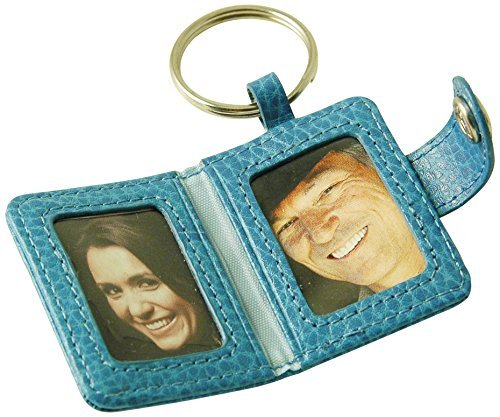 budd-leather-pebble-grained-leather-photo-key-ring-mini-blue-by-budd-leather
