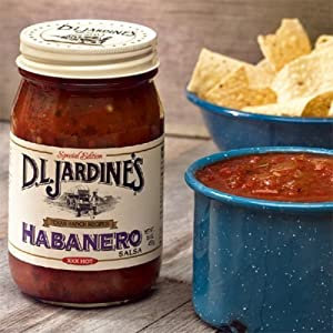 Habanero Salsa Xxx Hot - Pack Of 3 from D.L. Jardine's