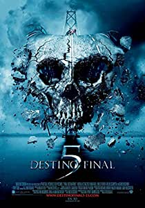 Destino Final 5 (BD3D + BD2D) [Blu-ray]