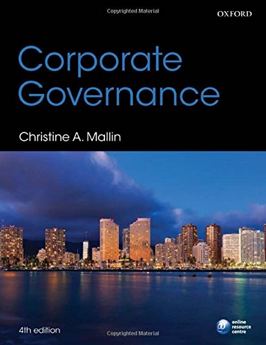 Ebook download governance corporate