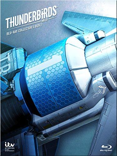 サンダーバード ARE GO ブルーレイ コレクターズBOX1 (初回限定生産) [Blu-ray]