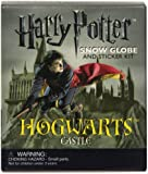 Harry Potter Hogwarts Castle Snow Globe and Sticker Kit (Running Press Mini Kit)